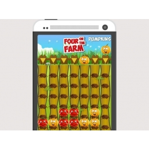 Кейс #7  Игра Four on the Farm   Android Ios